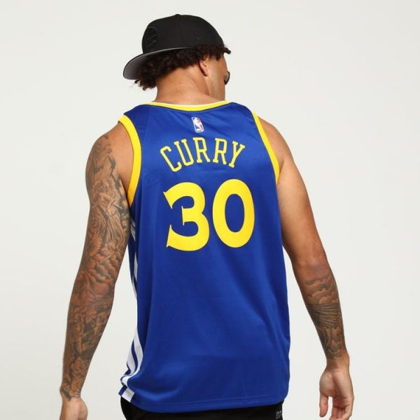 Golden State Warriors Basketball Jersey